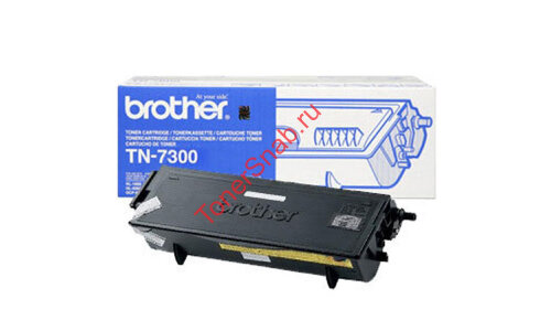 Заправка Brother TN-7300 (3300 стр.) Заправка Brother TN-7300 (3300 стр.)